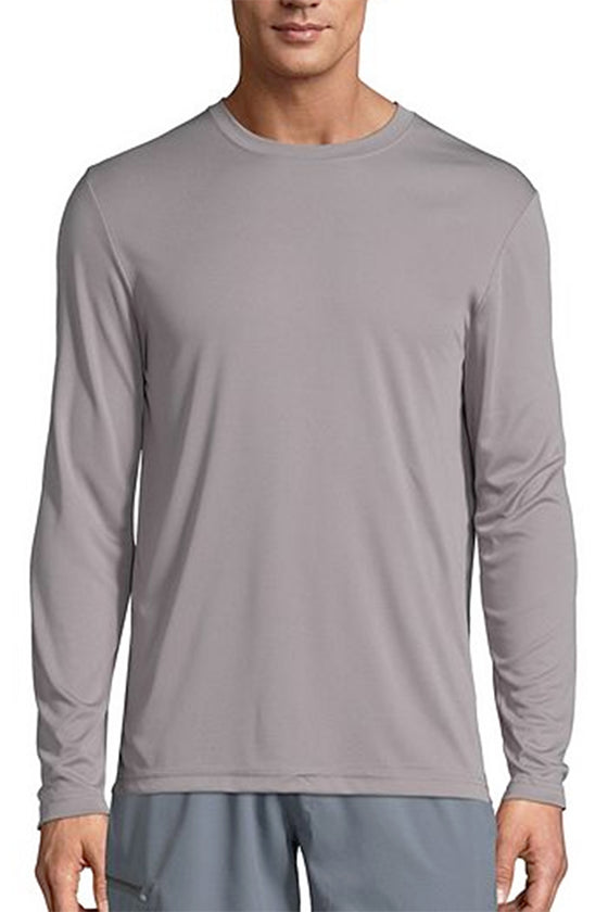 Men's Dri Fit Athletic Performance Long Sleeve Shirt