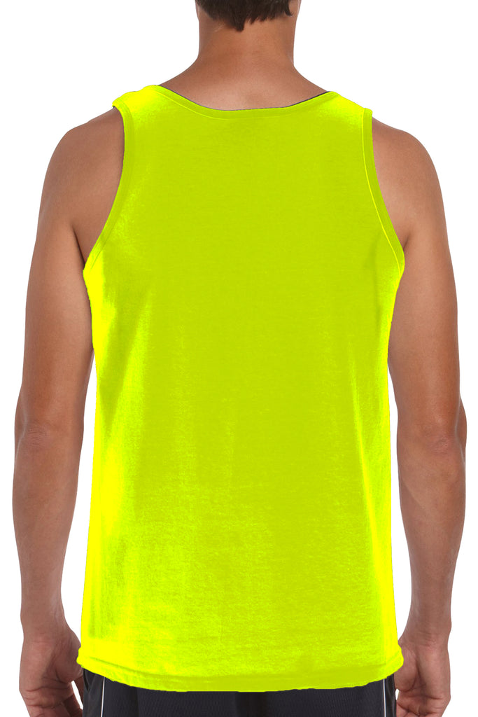 Men's Tank Top Shirt Gay Pride Rainbow Flag