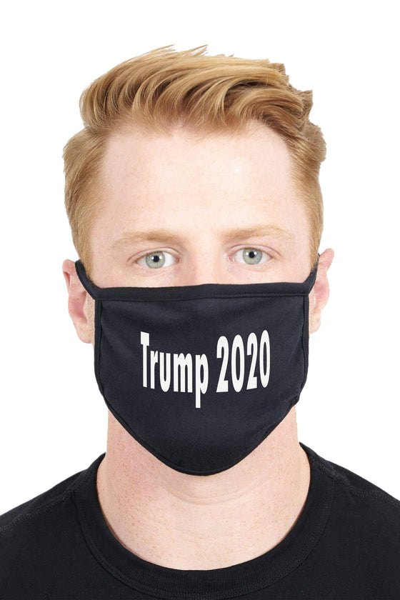 Unisex Custom Design Trump Anti Dust Funny Fashion Face Mask