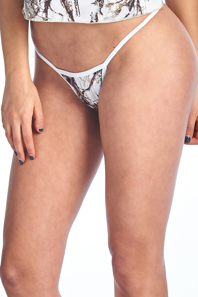 2 Pack True Timber Sexy Camo Lingerie Panties Made in USA