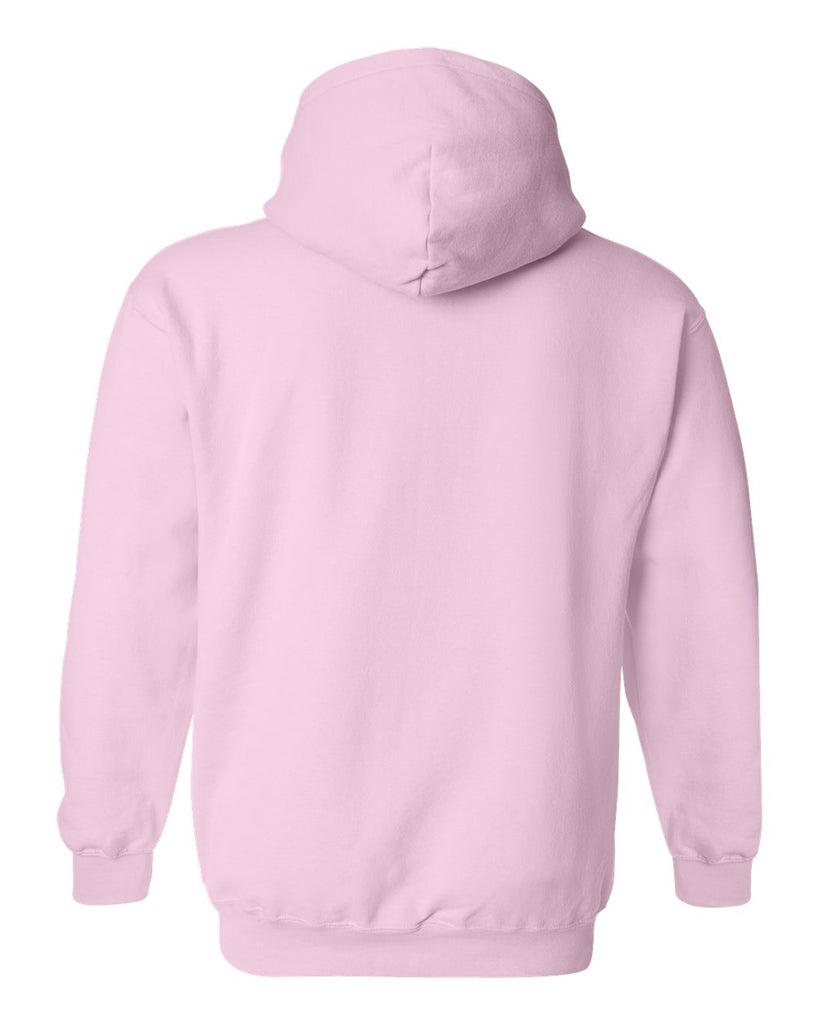 "Unisex Pullover Hoodie "" GO FIGHT CURE"" BREAST CANCER AWARENESS:"