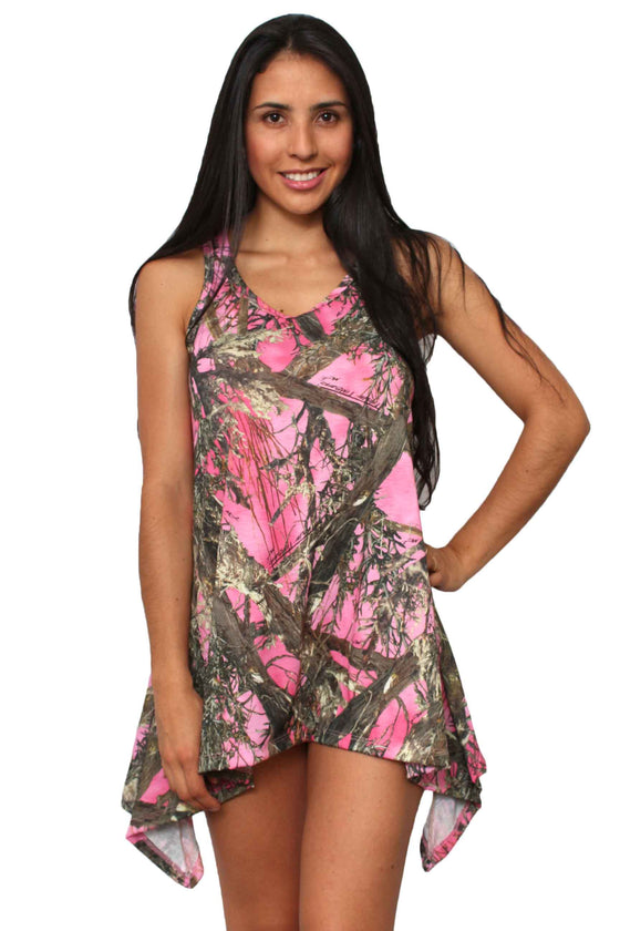 9be9569bdfeb1 Women's Camo Flare Dress Authentic True Timber Apparel Made in the USA  $9.88 $33.99