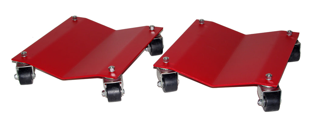 "Merrick Machine (M998105) The Auto Dolly - Autodolly Heavy Duty - 16""x16"" Pair"