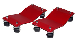 "Merrick Machine (M998046) The Auto Dolly - Autodolly Heavy Duty - 8""x16"" Set of Four"