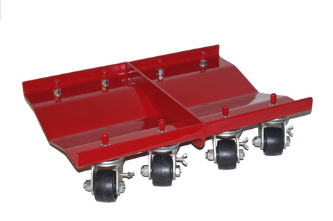 "Merrick Machine (M998031) Merrick Originals - 24""x16"" Dually Dolly - 5200 lbs. Capacity"
