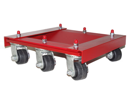 "Merrick Machine (M998043) Merrick Originals - 16""x16"" Super Duty Dolly - 4200 lbs. Capacity"