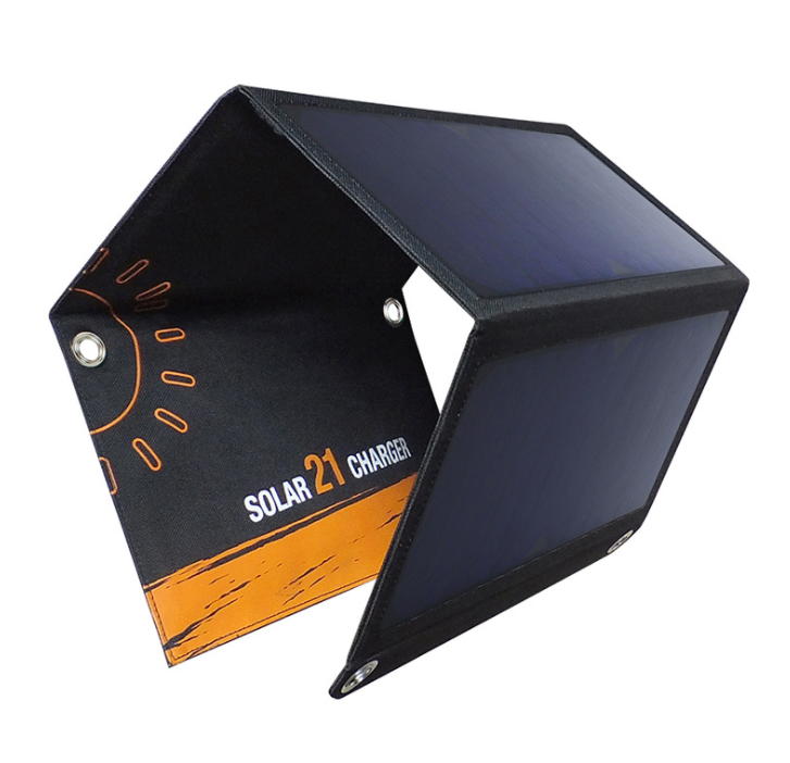 The 21 Watt solar  charger