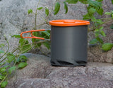 Foldable Camping Cooking Pot