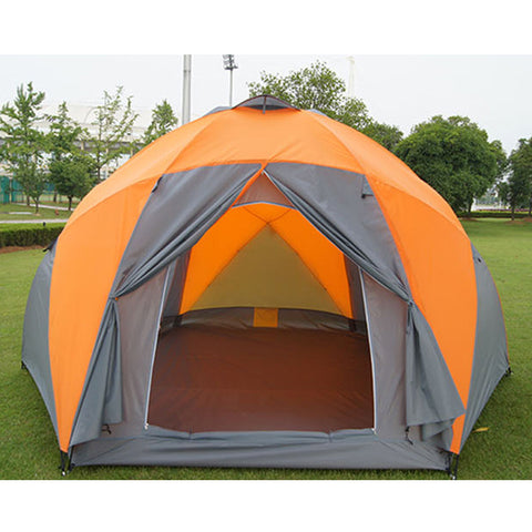 Three Doors Camping Tent