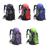 Waterproof Camping Unisex Backpack
