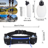 Dual Pocket Running Bags for Phones