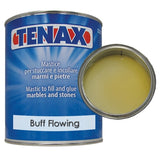 Buff Flowing Polyester Glue