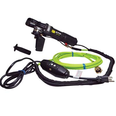 Alpha Variable Speed Wet Polisher