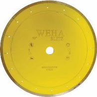 "Weha 12"" Diamond Continuous Rim Blade with Reinforced Core"