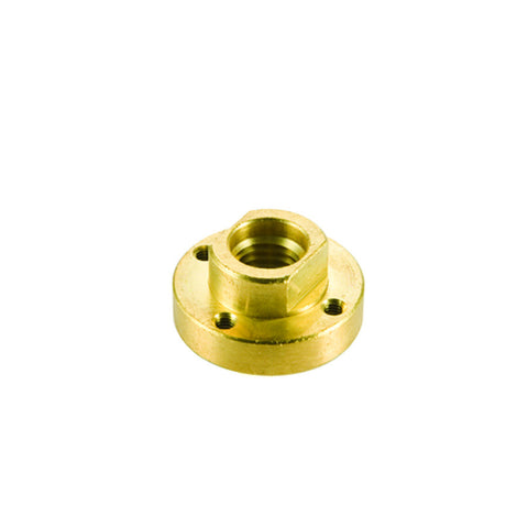 Small Blade Brass Flange
