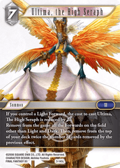 Ultima, the Holy Seraph (3-145L)