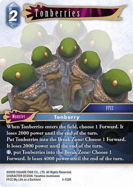 Tonberries (4-132R)