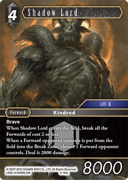 Shadow Lord (4-148L)