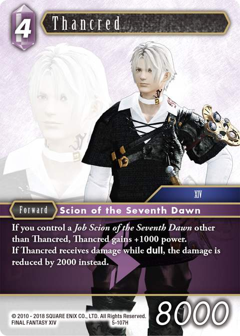 Thancred (5-107H)