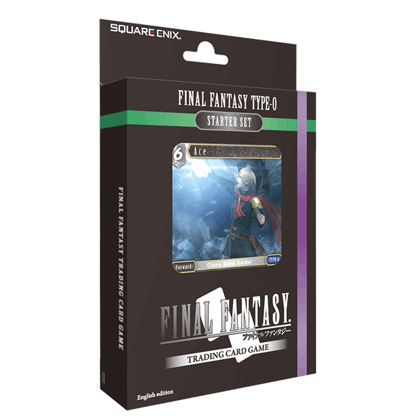Final Fantasy Type-0 Starter Deck