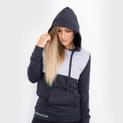 Casual Breastfeeding Hoodie - Two Tone SOLD OUT