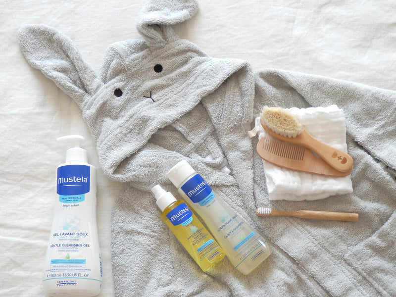Baby & Child Skin Care with Mustela