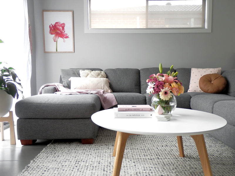 Summer Styling with Plush Sofas