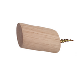 MINI WALL HOOK - OAK