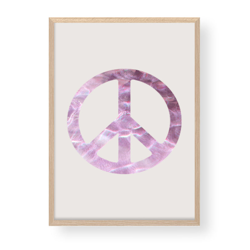PEACE - PINK