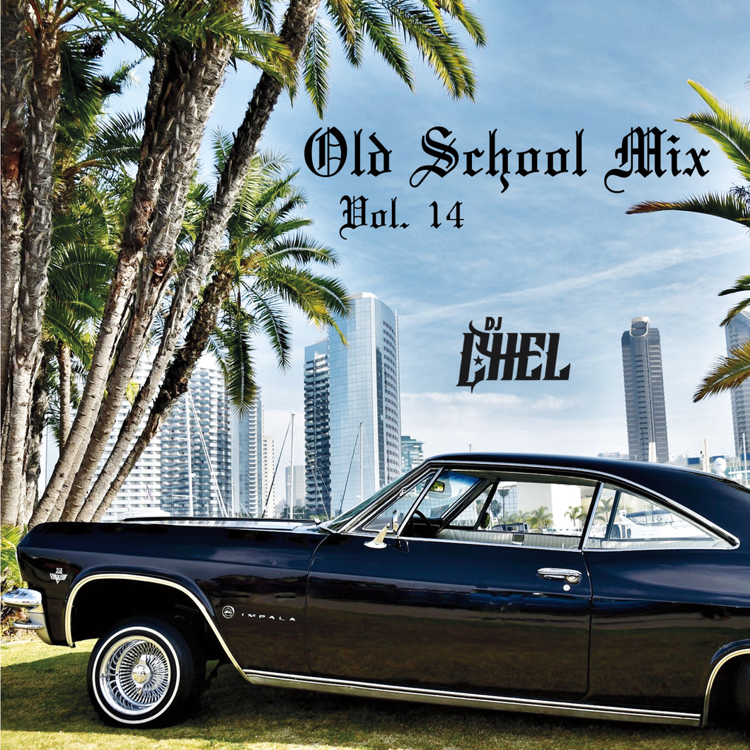 Old School Mix Vol. 14 (MP3)