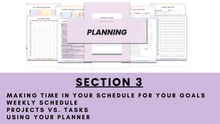 Load image into Gallery viewer, COMPLETE BUNDLE - WONDERFUL PLANS: WORKBOOKS & EBOOK - Wendaful Planning