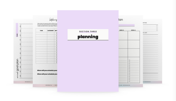 How to Plan in Your Planner & Set Up Your Ideal Week - Wendaful Planning