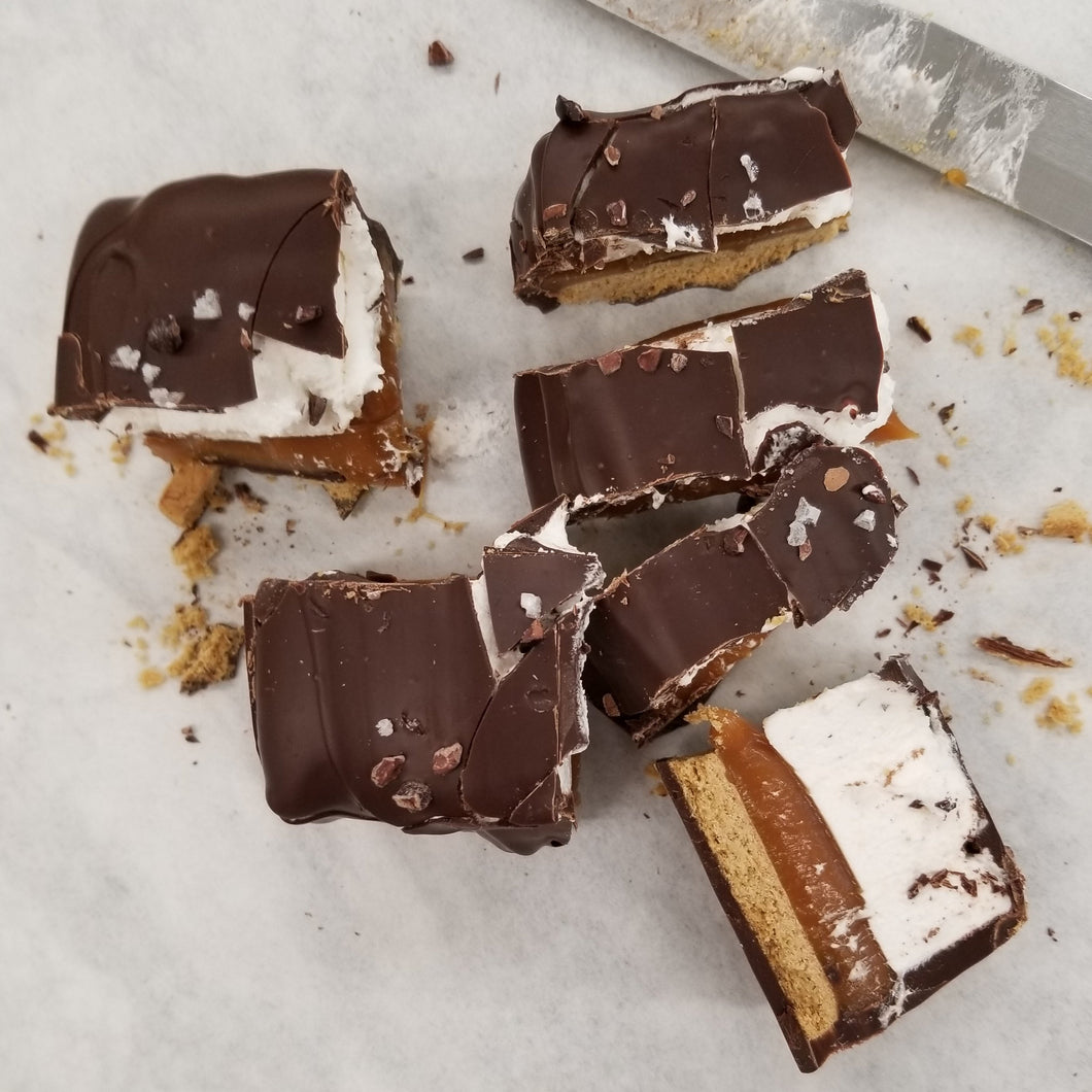 Caramel S'more