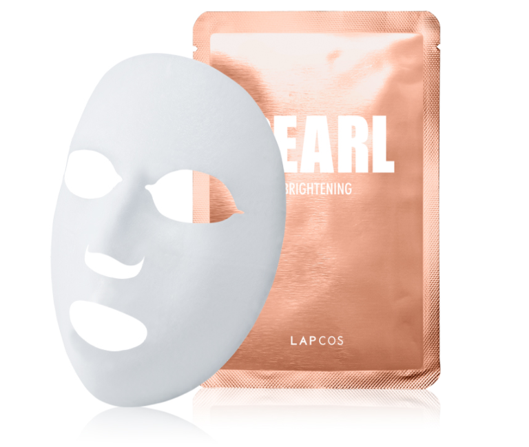Pearl Brightening Mask LAPCOS