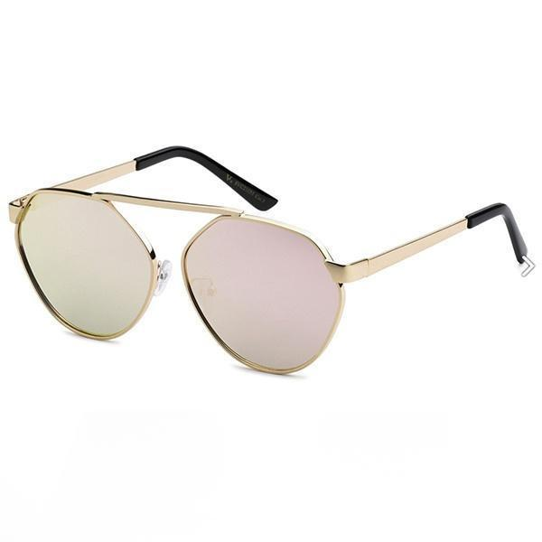 brooke rose gold sunglasses yhf