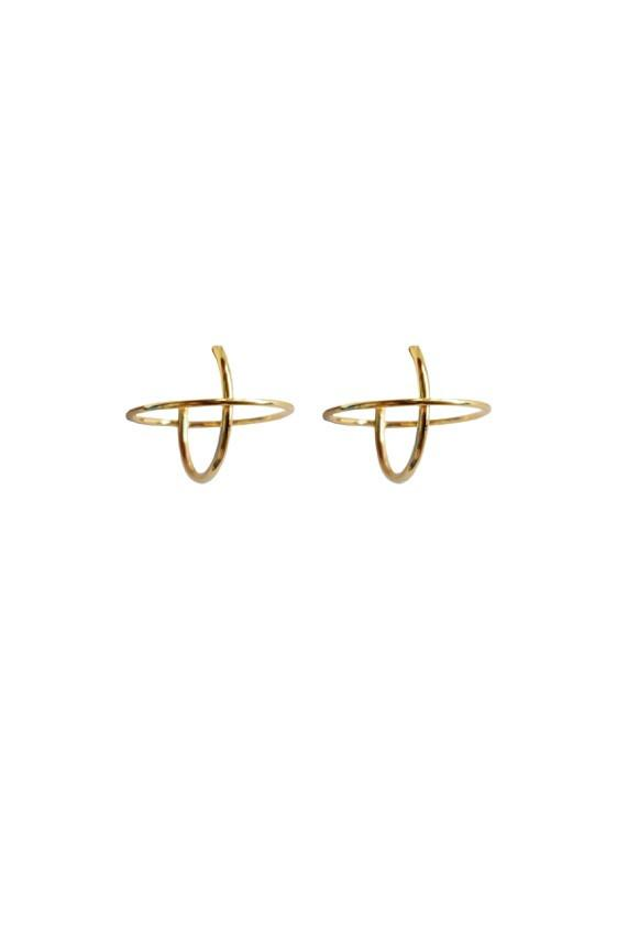 Titus Earrings by Five and Two Jewelry