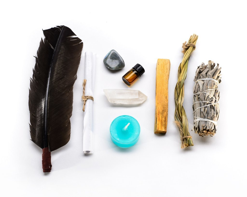 Focus + Awareness Ritual Kit
