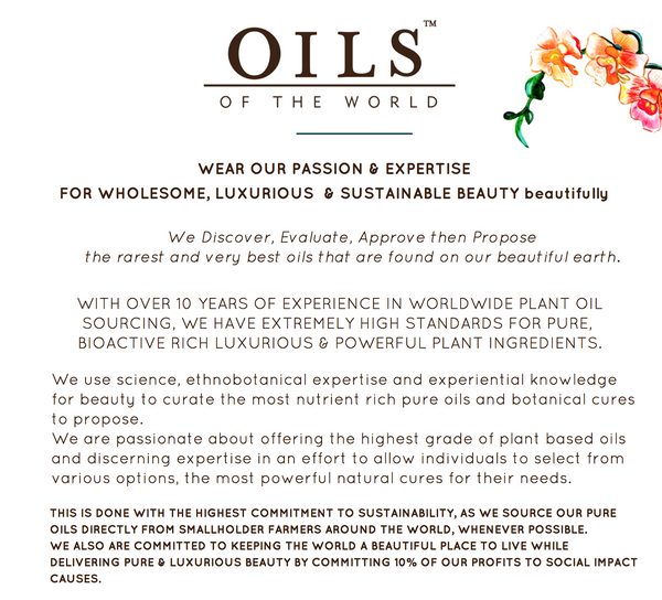 Oils-of-the-world