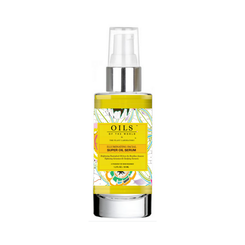 Illuminating Facial Super Oil Serum