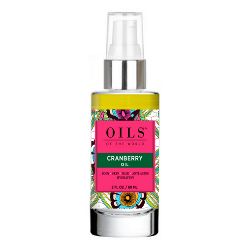 CRANBERRY - PURE PLANT OIL
