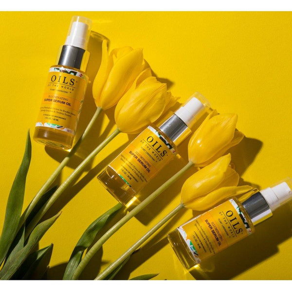 Illuminating Facial Super Serum Oil