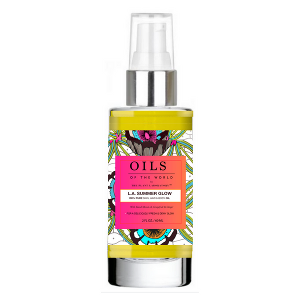 L.A. SUMMER GLOW - Scented Body Oil
