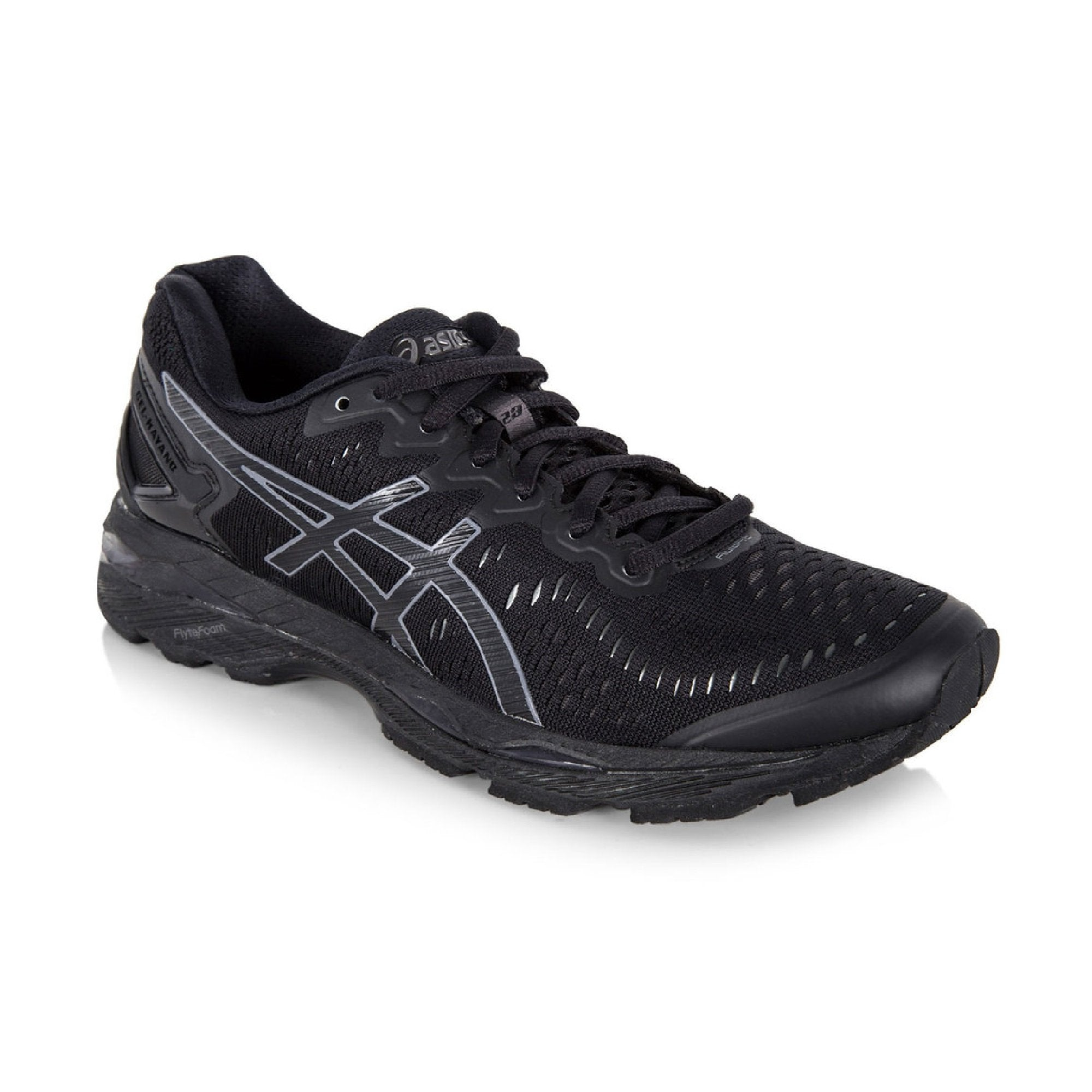 asics gel kayano 23 damen black