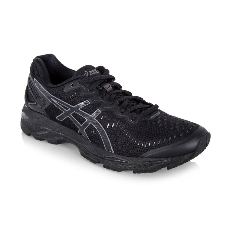 Asics Womens Gel Kayano 23 Black Onyx Carbon