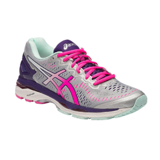 Ladies Asics Gel Kayano 23, Glow Pink