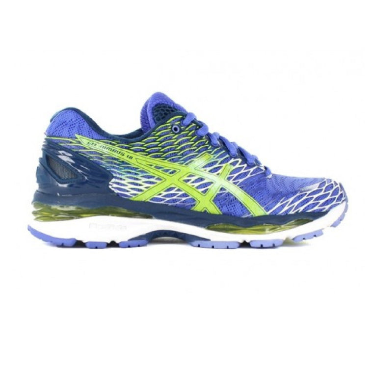 Ladies Asics GEL-Nimbus 18 Running Shoe
