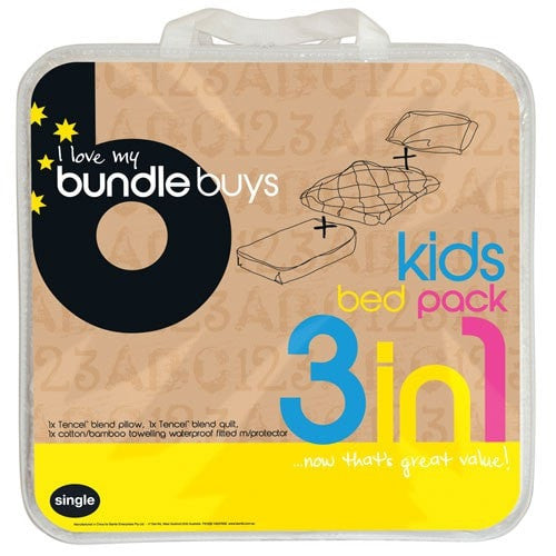 Bambi Kids Bed Pack 3 in 1 - Single