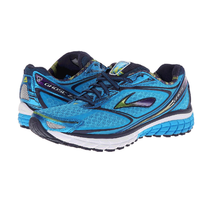 Ladies Brooks Ghost 7 Running Shoe, Blue