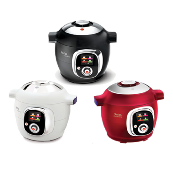 Tefal Cook4Me Intelligent Multicooker, Various Colours