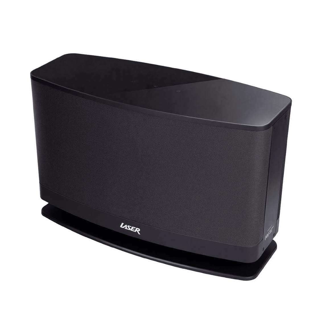 Laser WFQ50 Wi-Fi Multi Room Speaker with Qualcomm Allplay, Spotify, DLNA, 50 watt Stereo